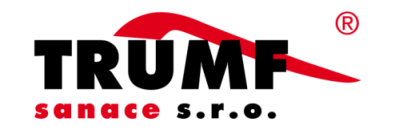 Trumf sanace logo