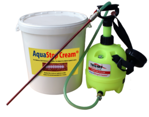 QquaStop Cream a pumpa