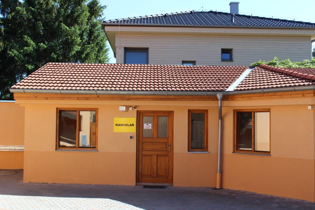 Sídlo společnosti Blatnická Praha 5 - Sobín