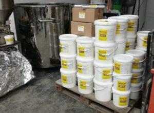 výroba aquastop cream