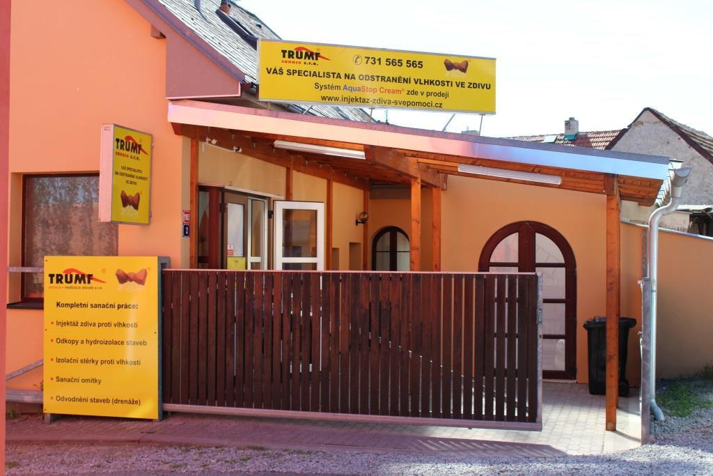 Provozovna Dvorská 1163,  Rudná U Prahy