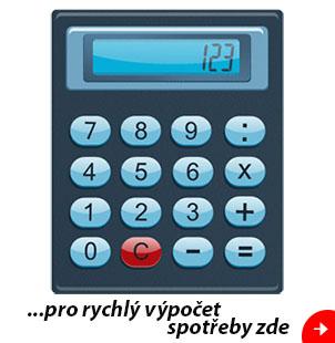 kalkulacka spotreby kremu