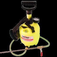 injektayni pumpa s manometrem