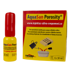 aquasan porosity